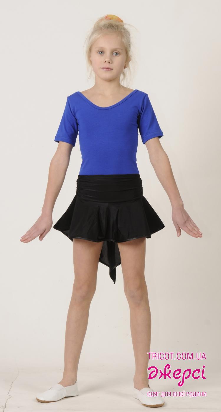 Dance Skirt Latina With Sewn Panties Yu1480