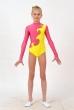 Трико гимнастическое Т1405, Одежда для выступлений, Одежда для гимнастики