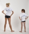T-shirt F135А. Shorts SH532, Sportswear