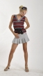 Юбка девичья Ю729, Одежда для танцев