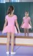 Трико гімнастичне зі спідницею Т1688, Одяг для виступів, Одяг для гімнастики, Одяг для танців, Спортивний одяг