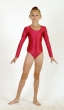 Gymnastic leotard Т1432,Gymnastics clothing