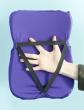 Наспинник (матрасик гимнастический) М1718, Одежда для гимнастики, Галантерея