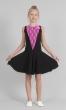 Платье танцевальное П1813, Одежда для выступлений, Одежда для танцев