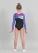 Трико гимнастическое Т1838, Одежда для выступлений, Одежда для гимнастики
