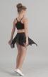 Top М774. Skirt for girls YU816,Sportswear,Activewear
