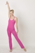 Overall for girls К1098, Gymnastics clothing