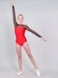 Трико (купальник) гимнастическое Т1058