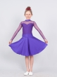Платье танцевальное П2004