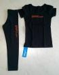Футболка Ф531 + Лосини Л1203 «Джерсі спорт»,Спортивний одяг