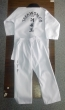 Dobok, kimono К1586 velcro  on the chest,Sportswear