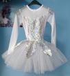 Платье новогоднее «Снежинка»
