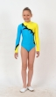 Gymnastic leotard Т1588, Clothes for performances,Gymnastics clothing