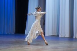 "stage dance costume ""White and black"""