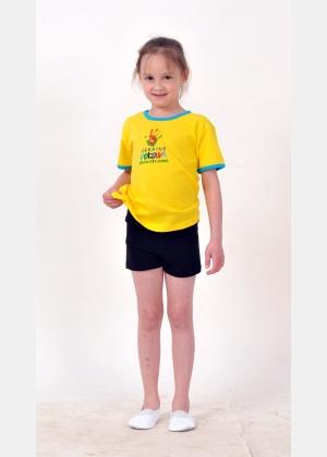 Футболка спортивная Ф135, Одежда для активного отдыха