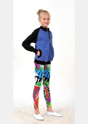 Куртка спортивна К1646, Спортивний одяг, Одяг для активного відпочинку