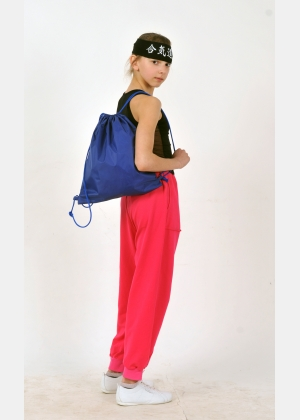 Backpack R1572 Headband P1083 Pants B1067,Sportswear,Activewear, Haberdashery