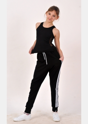 Брюки спортивные Б1589 Майка спортивная М1592, Одежда для спорта, Одежда для активного отдыха