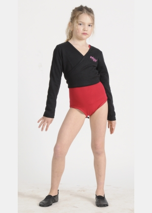 Warming blouse B225, Clothing for gymnastics, Dancewear
