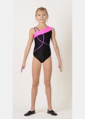 Трико гимнастическое Т1488, Одежда для выступлений, Одежда для гимнастики