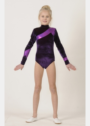 Gymnastic leotard Т1469, Clothes for performances, Dancewear