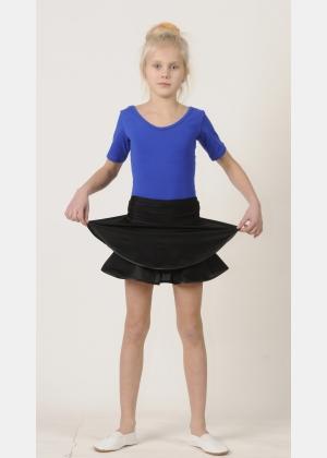 Юбка (+ трусы) танцевальная Ю1478, Одежда для выступлений, Одежда для танцев