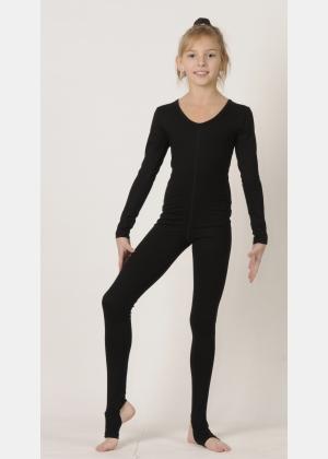 Полукомбинезон спортивный П11839, Одежда для гимнастики