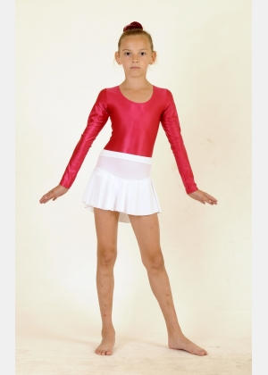 Спідниця для танців  Ю1325 + труси, Одяг для виступів, Одяг для танців