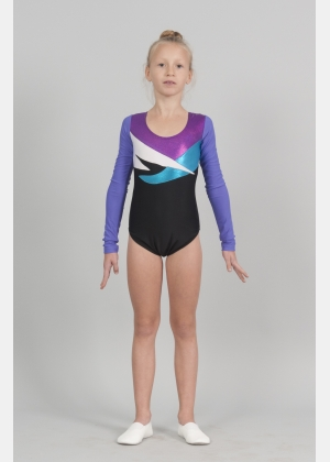 Gymnastic leotard  Т1838,Clothes for performances,Gymnastic leotard