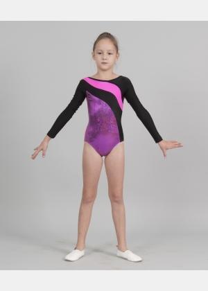 Трико гимнастическое Т1499, Одежда для выступлений, Одежда для гимнастики