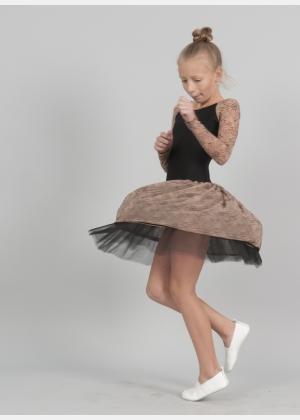 Платье танцевальное П1760, Одежда для выступлений, Одежда для танцев