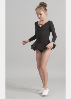 Gymnastic leotard  Т1844,Clothes for performances,Gymnastics clothing