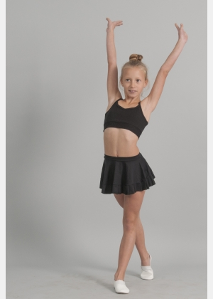 Спідниця дівоча Ю962, Одяг для виступів, Спортивний одяг