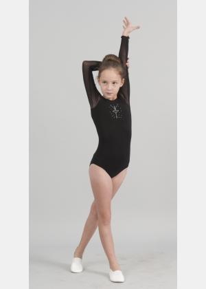 Трико (купальник) гімнастичне Т1846, Одяг для виступів, Одяг для гімнастики