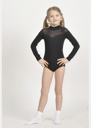 Трико гимнастическое Т1055, Одежда для выступлений, Одежда для гимнастики