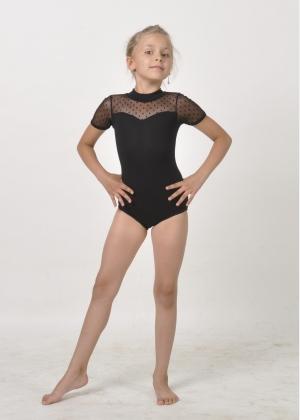 Трико гимнастическое Т1115, Одежда для выступлений, Одежда для гимнастики