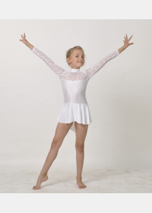 Трико (купальник) гімнастичне, танцювальне Т1108