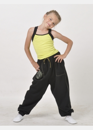 Top for girls М1073, Activewear