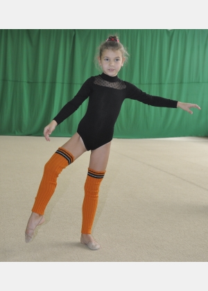 Gaiters for children G1006, G1005,Gymnastic leotard T117,Gymnastics clothing,Dancewear,Sportswear