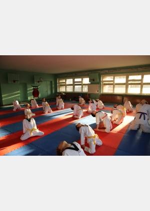 Кимоно К1567. Добок К1559, Одежда для спорта, Специальная одежда