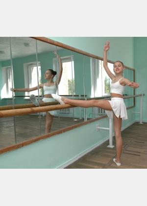 Юбка для танцев Ю414, Одежда для выступлений, Одежда для танцев