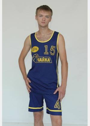 Баскетбольна форма К131