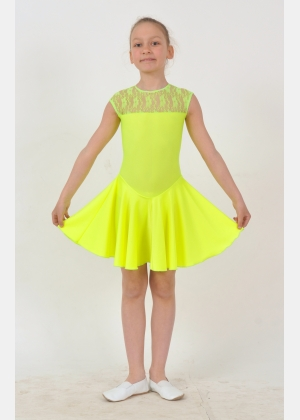 Dance dress P1582,Clothing for performances,Dancewear