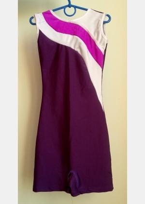 Трико (купальник) гімнастичне для хлопчиків Т1405А, Одяг для виступів, Одяг для гімнастики, Спортивний одяг