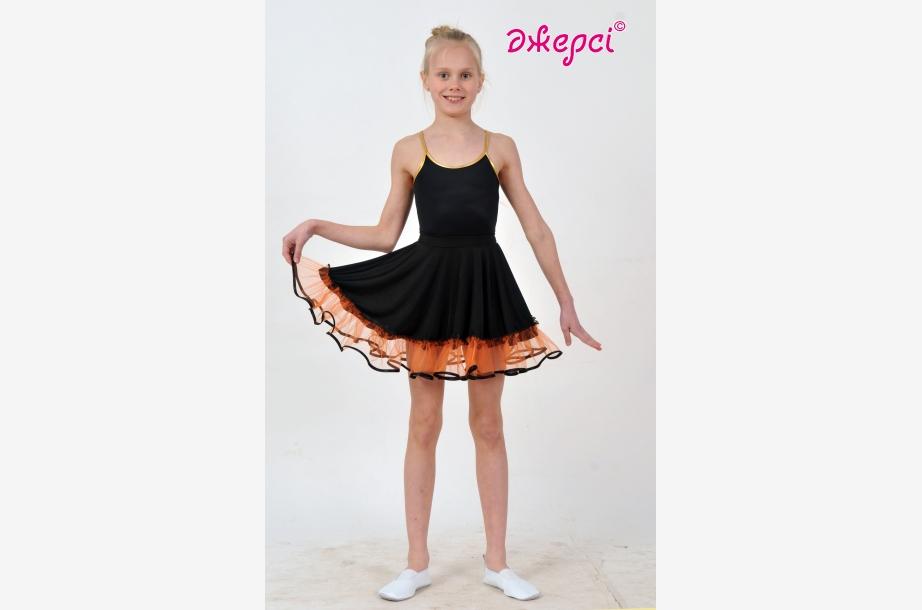 Юбка девичья Ю1626, Одежда для выступлений, Одежда для танцев