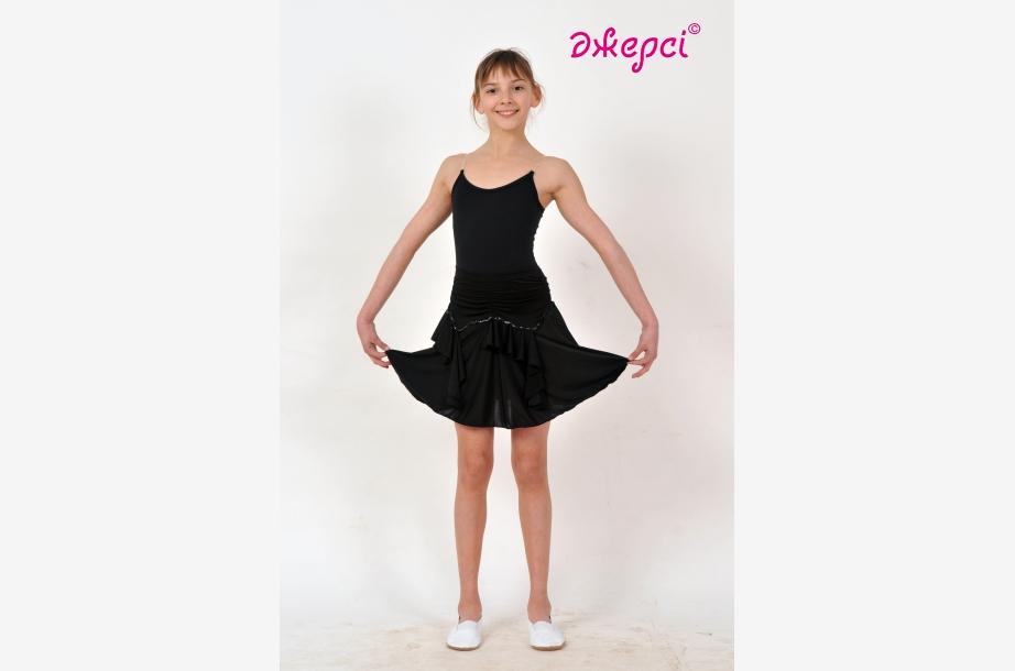 Спідниця дівоча Ю1627, Одяг для виступів, Одяг для танців