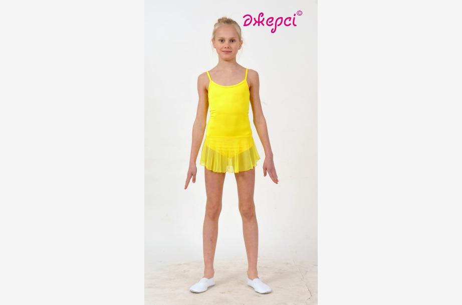 Трико гімнастичне Т1613, Одяг для виступів, Одяг для гімнастики