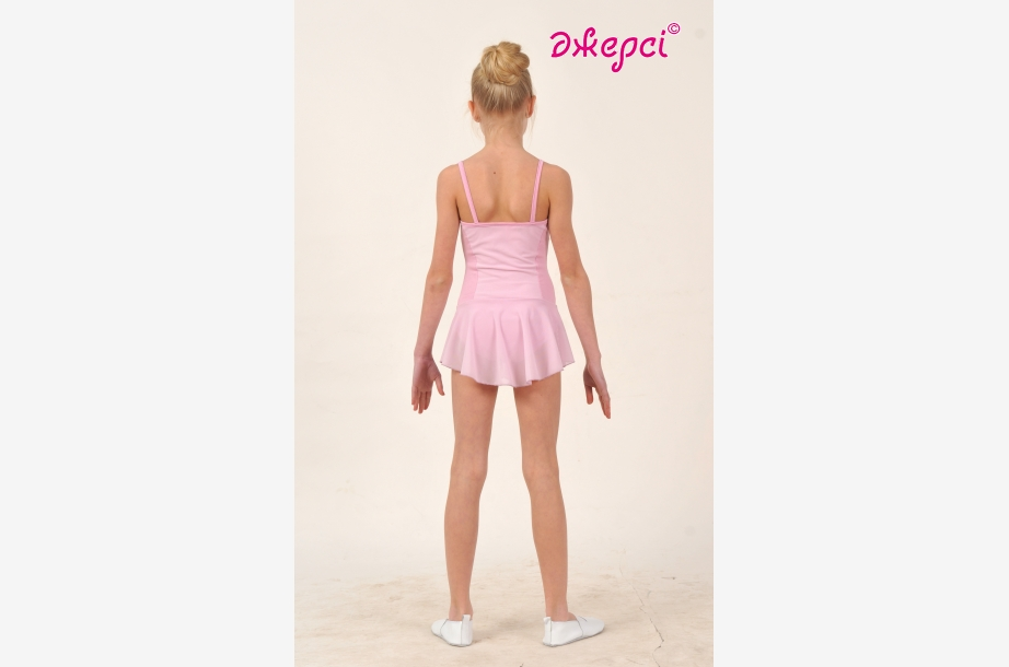 Gymnastic leotard Т1615, Clothes for performances, Gymnastics clothing