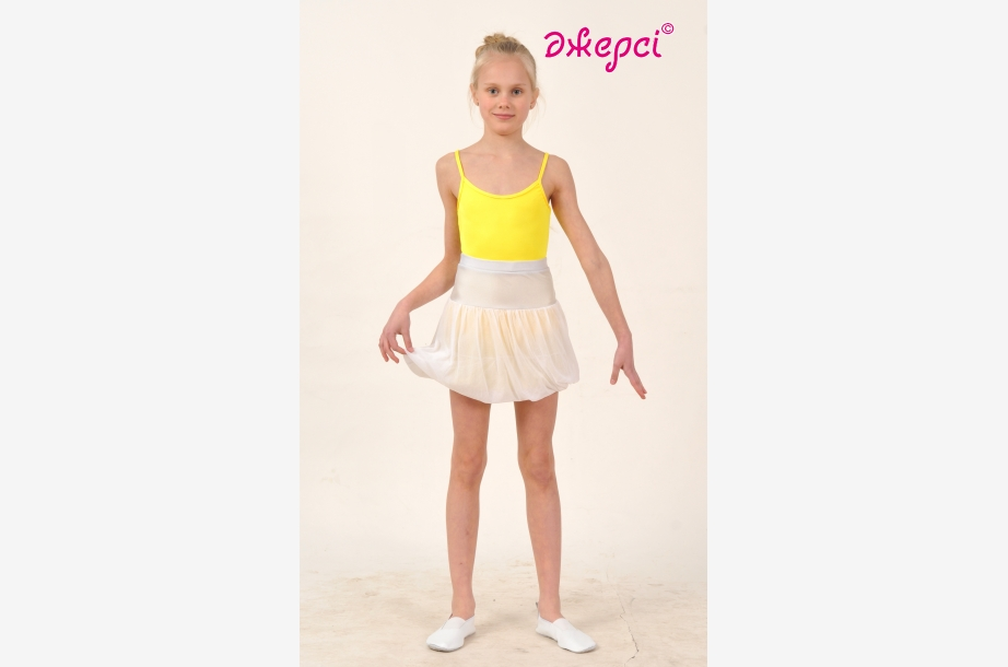 Спідниця дівоча Ю1630, Одяг для виступів, Одяг для танців