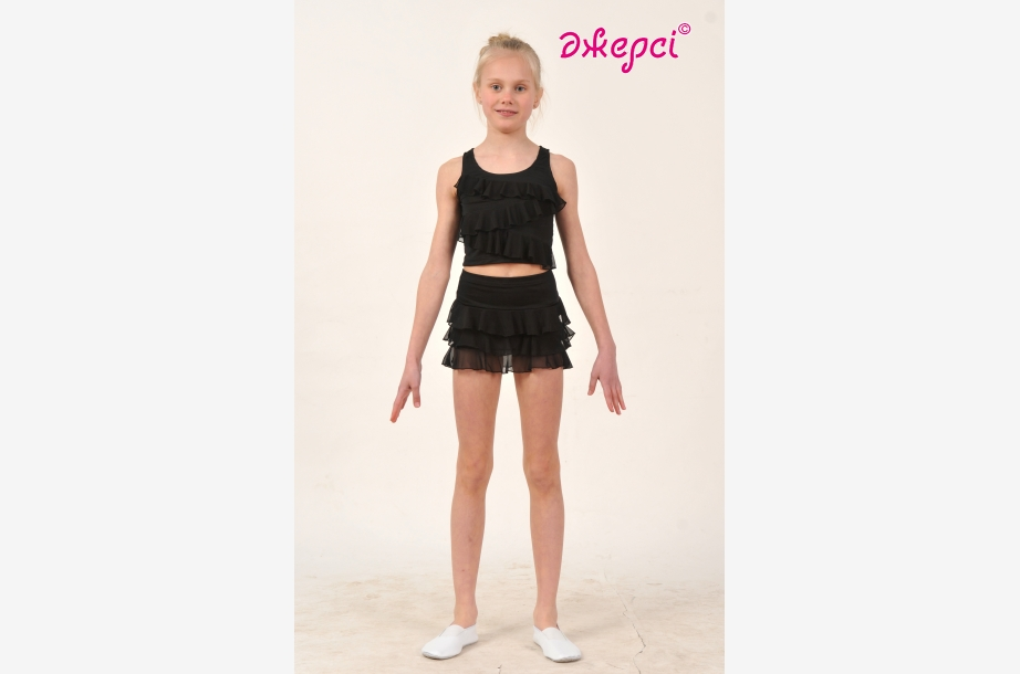 Suit «Vasilisa» К1624, Clothes for performances , Dancewear